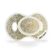 <b>Пустышка Elodie Details силиконовая</b> Gold Shimmer от 3 месяцев ...