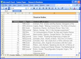 research paper on database systems