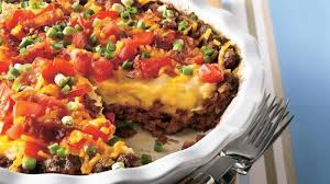 Image result for cheeseburger pie