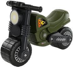 Купить детский транспорт <b>Wader Мотоцикл Моторбайк военный</b> ...