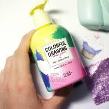 <b>Colorful</b> Drawing Soft Hand мягкий и нежный <b>лосьон для рук</b> от ...