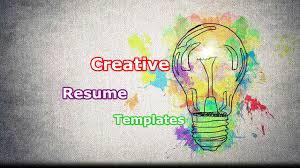 resume templates cv examples creative resume templates