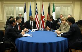 nato could have trouble combating putin s military strategy u s president barack obama joins in a meeting on the situation in ukraine at the nato
