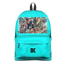 <b>Рюкзак 3D</b> Команда DC. #2727172 – <b>рюкзаки</b> с принтами в ...