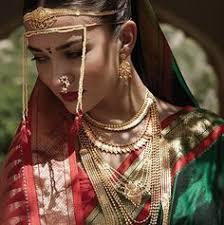 Maharashtrian bride' | <b>Bridal jewelry</b>, <b>Wholesale gold jewelry</b> ...