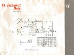1987 sea ray 268 sundancer owners manual page 1 iboats boating here s a screenshot of the wiring diagram you can see how it covers everything from the 225 to the 270