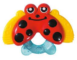 <b>Прорезыватель</b> для зубов в виде <b>игрушки Simba</b>, <b>4013525</b>.