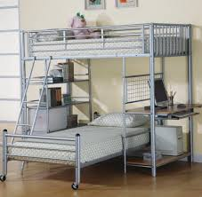 bunk bed with desk and couch costco bunk bed desk combo costco
