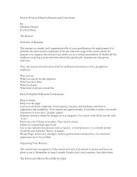 writing an effective cover letter my document blog how to write an effective resume and cover letter rmy6ntit inside writing an effective cover letter