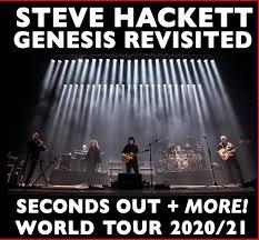 HackettSongs - <b>Steve Hackett</b> Official Website