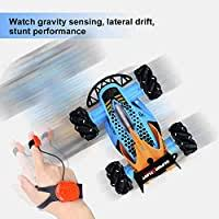 allcaca Remote Control Car <b>Watch Gesture Sensing</b> Control, RC ...