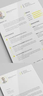 resume templates layout design photography ads for 79 terrific cv templates resume