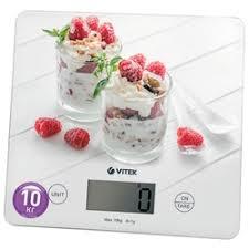 <b>Кухонные весы VITEK</b> — купить на Яндекс.Маркете