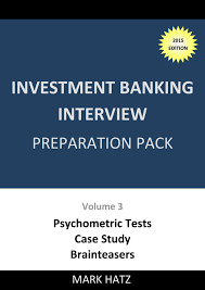 investment banking interview preparation pack volume 3