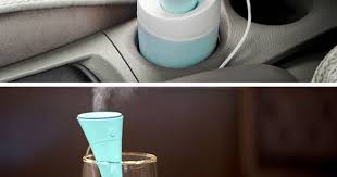 By <b>DHL</b> Car Mini Aromatherapy Humidifier Air Purifier Oxygen Bar ...
