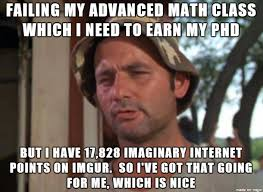 Not a big fan of Partial Differential Equations - Meme on Imgur via Relatably.com