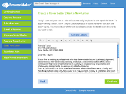 write a better resume resume maker individual software resume makerreg for mac 19 99