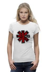 <b>Футболка</b> Wearcraft Premium <b>Red</b> Hot Chili Peppers #387643 ...