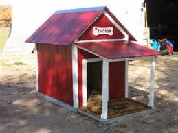Domestic Duck House Plans   VAlineDog House Plans