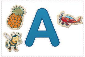Resultado de imagem para alfabeto