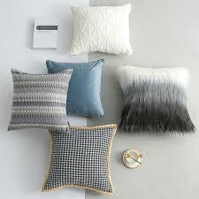 <b>45*45cm Nordic</b> Pillow Case <b>Cushion Cover</b> | <b>Cushion covers</b> ...