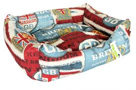 <b>Лежак для собак</b> Pride <b>Винтаж</b> Британия 70х60х23см, цена 2 850 ...