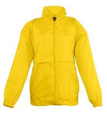 Одежда : <b>Ветровка детская Surf Kids</b> 210, желтая