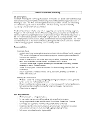 cover letter marketing coordinator cover letter marketing events cover letter event marketing coordinator cover letter examples sample event for entry level xmarketing coordinator cover
