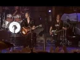 Goo <b>Goo Dolls</b> - Iris [Official Live Video] - YouTube