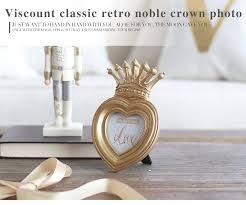 Miz <b>1</b> Piece 5 Model <b>Luxury Baroque</b> Style Gold Crown Home Decor ...