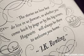 J K Rowling Quotes - INDI ZOOM
