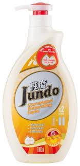 Jundo <b>Гель для мытья посуды</b> Juicy lemon купить по цене 112 на ...