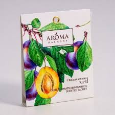 """<b>Саше</b> ароматизированное <b>Aroma Harmony</b> """"<b>Спелая</b> Слива"""", 10 г ..."""