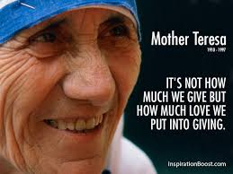 Mother Teresa Quotes. QuotesGram