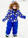 как сшить детскую горнолыжную куртку для девочки