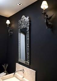 Colori Per Dipingere Le Pareti Del Bagno : Colori come dipingere la casa con il nero una scelta du eleganza