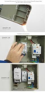<b>Sonoff</b> IP66 <b>водонепроницаемый</b> чехол для <b>Sonoff</b> Basic/RF/Dual ...