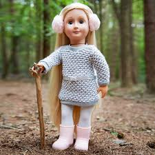 Our Generation <b>Winter Style</b> Sweater Dress Outfit - Smyths Toys UK