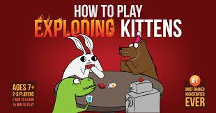 How to Play Exploding Kittens, Imploding Kittens ... - Exploding Kittens