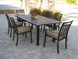 comfortable patio chairs aluminum chair: image of comfortable outdoor furniture dining table sets