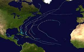 Saison cyclonique 2014 dans l'océan Atlantique nord