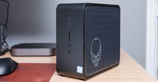 <b>Intel NUC</b> 9 Extreme review: small size, big potential - The Verge