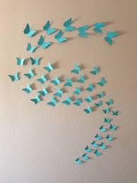 Christmas Butterflies Home Wall Decor <b>Xmas Tree</b> Ornaments <b>Glitter</b> ...