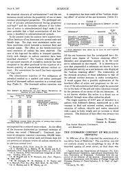 THE COUMARIN CONTENT OF MELILOTUS DENTATA | Science