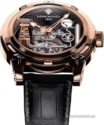 Мужские часы Louis Moinet Extraordinary Pieces Derrick Gaz LM ...