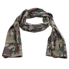 Online Shop CP <b>Military</b> Tactical Camouflage Scarf Mesh ...