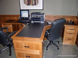Two Person Desk Google Search Office Two Endearing Two Person Desk Home Office Build Magnificent Accessories   Pinterest