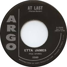 Image result for etta james At Last images