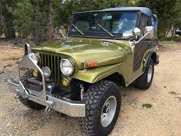 Hemmings Find of the Day – 1969 Jeep CJ-5 | Hemmings Daily