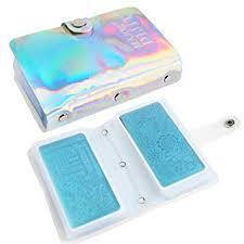 Amazon.com : JaneDream <b>20 Slots Nail Art</b> Stamp Plate Stamping ...